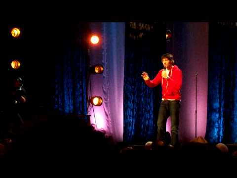 Jeff Dye at NESN Comedy All-Stars