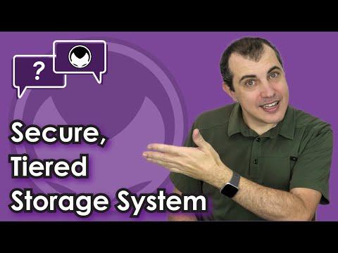 Bitcoin Q&A: Secure, tiered storage system_Legjobb videók: Storage