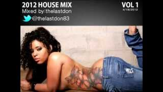South African House Party Mix 2012