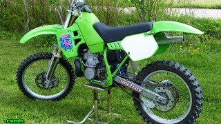 6. Kawasaki KX500 Two Stroke First Test Ride