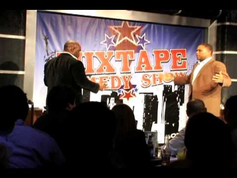 Mixtape Comedy Show - Rodney Perry