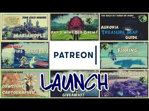 Patreon Launch Video