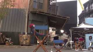 Spiderman by Evian - Making Of