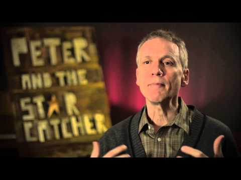 Peter and the Starcatcher - http://peterandthestarcatcher.com/ Listen to playwright Rick Elice tell the story of how PETER AND THE STARCATCHER came to Broadway. Take a hilarious romp th...