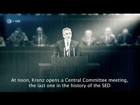Die 50 Tage des Egon Krenz / ZDF-History - Doku HD