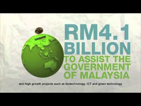 MDV (Malaysia Debt Ventures) Green Technology Financing Progamme