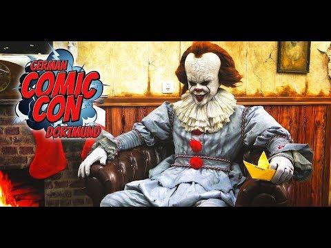 German Comic Con 2017 Dortmund :: Cosplay Music Video