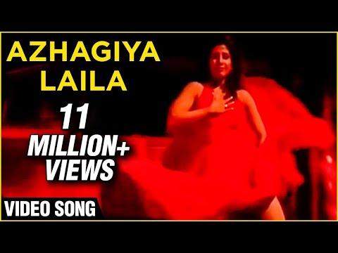 Azhagiya Laila – Ullathai Allitha Tamil Song – Karthik, Rambha