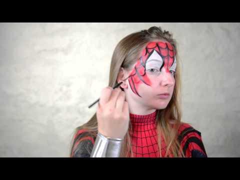 Download Video Spider Woman Makeup Tutorial by Elsa Rhae