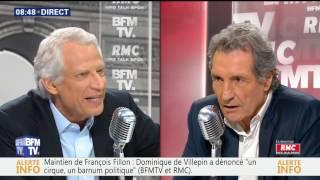 Video Dominique de Villepin s'exprime sur François Fillon MP3, 3GP, MP4, WEBM, AVI, FLV Oktober 2017