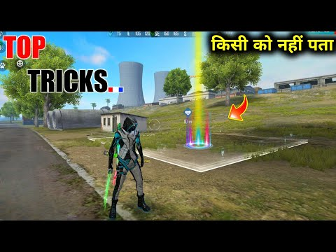TOP 5 NEW SECRET TIPS & TRICKS IN FREE FIRE 2021-C_S GAMING