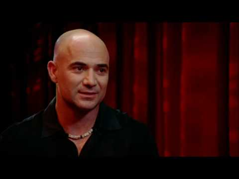 Andre Agassi - Open (The Interview) 2/2
