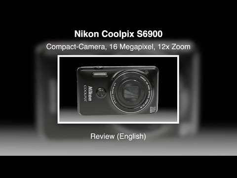 Nikon Coolpix S6900 – Review (English)