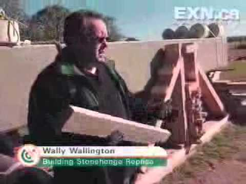 How to build Stonehenge & the Pyramids