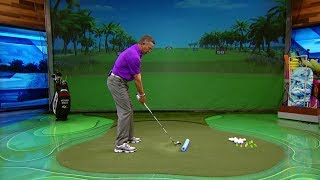 Video The Golf Fix: Drill to stop golf swing from pulling  | Golf Channel MP3, 3GP, MP4, WEBM, AVI, FLV Mei 2018