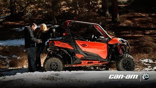 7. Can-Am // Maverick Sport (FR)