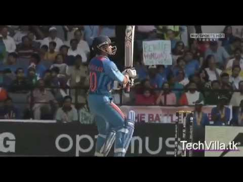 Download 6 Super six's of Sachin Tendulkar. Out Of The Park ! HD Mp4 3GP Video and MP3