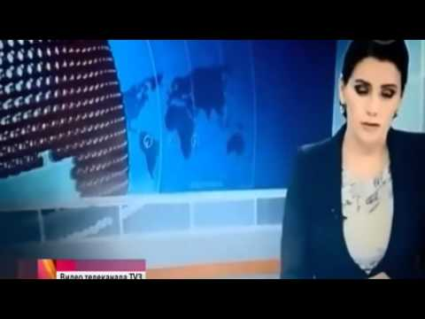 """Ведущая литовского TV3 впала в ступор от итогов опроса о """"российской пропаганде"""""""
