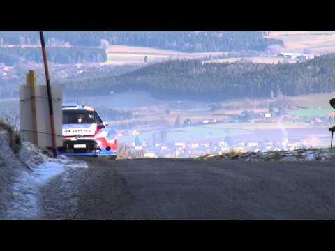 Kubica/Szczepaniak - on the limit - Jänner Rallye 2014
