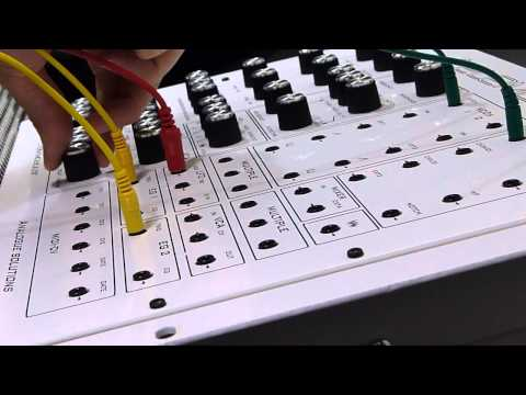 Analogue Solutions - Here's a rather lengthy (13 minutes!) session of sound tweaking on the Analogue Solutions semi-modular synthesizer, the Telemark. A variety of sound types ar...