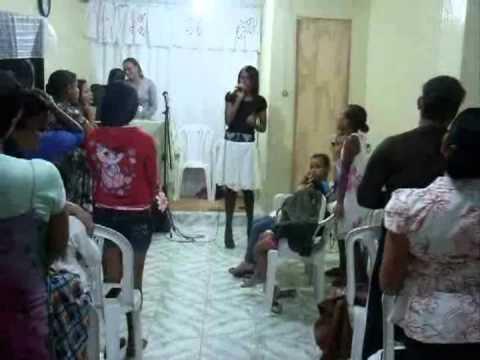 Cantora Merilyn Silva em Aporá - Olha Eu Aqui