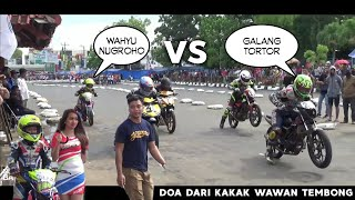 Video Galang tortor VS wahyu nugroho_road race pati MP3, 3GP, MP4, WEBM, AVI, FLV Desember 2018