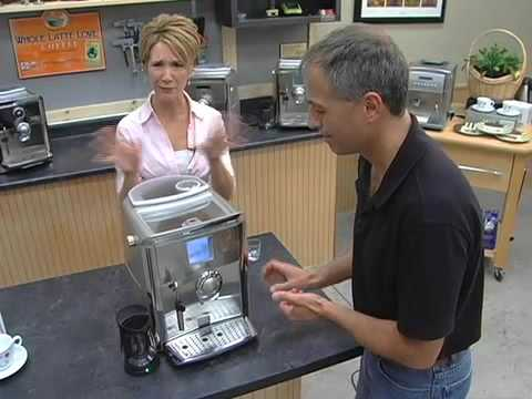 Gaggia Platinum Vision Introduction