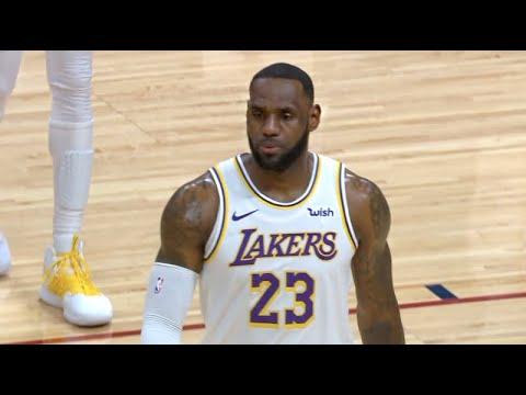 LA Lakers vs Denver Nuggets - 1st Qtr Highlights   December 3, 2019   NBA 2019-20