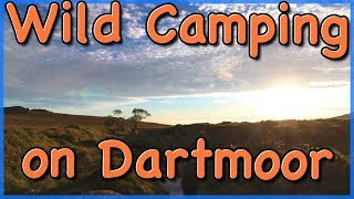 Dartmoor Wild Camping by The Climbing Nomads