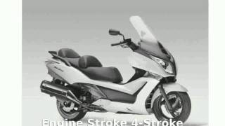 9. 2006 Honda Silver Wing Base Features, Details