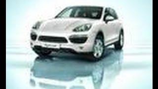 Real World Test Drive 2011 Porsche Cayenne Hybrid
