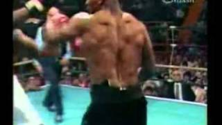 Mike Tyson' s incredible defence