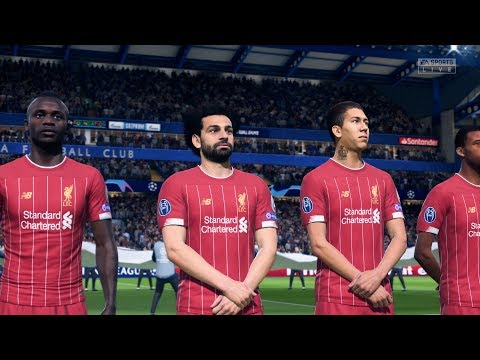 FIFA 20 | Chelsea vs Liverpool - UEFA Champions League (Full Gameplay)
