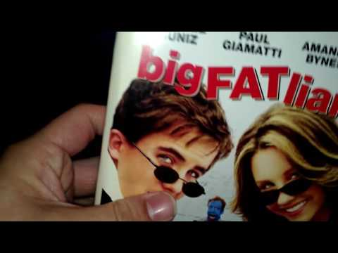 Big Fat Liar(Brand New) - VHS Unboxing?!