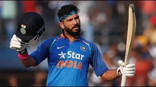 Yuvi Magic   107* vs Pakistan wins the series for India | 14 fours