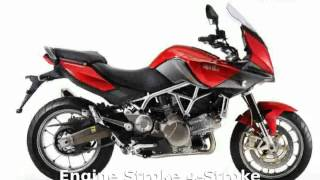 6. 2013 Aprilia Mana 850 GT ABS - Walkaround, Features