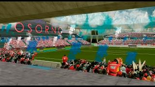 #intarq presenta su diseño para el nuevo Estadio de Osorno.
