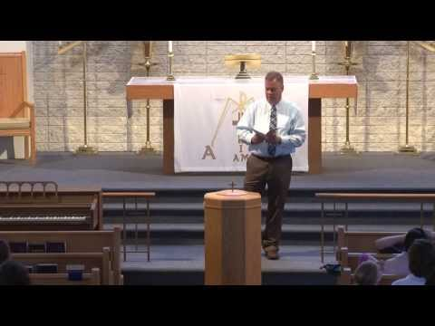 Bethlehem Lutheran Church - Sunday Worship Service: 5/12/2013