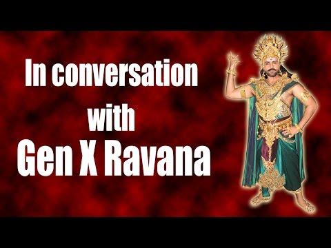 In conversation with #GenXRavana