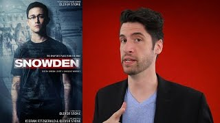 Snowden - Movie Review by Jeremy Jahns