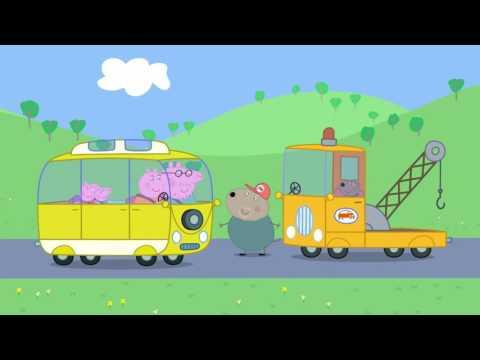Peppa Pig - The Camper Van (5 episode / 3 season) [HD]
