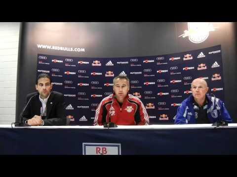 Video: Pressekonferenz - RB Leipzig - 1. FC Magdeburg 1:1 (0:1)