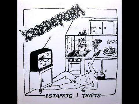 Cop De Fona - Estafats I Traïts - EP 2010
