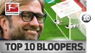 Top 10 Bloopers -...