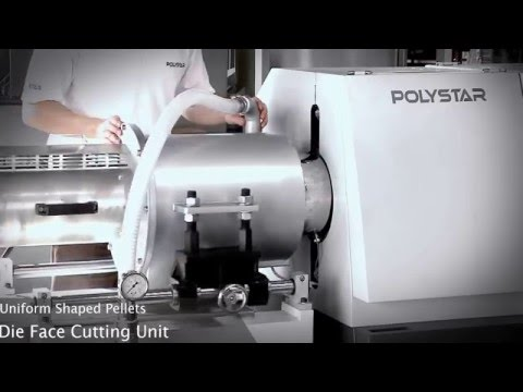 Polystar Taiwan : Plastic Recycling Machine Taiwan