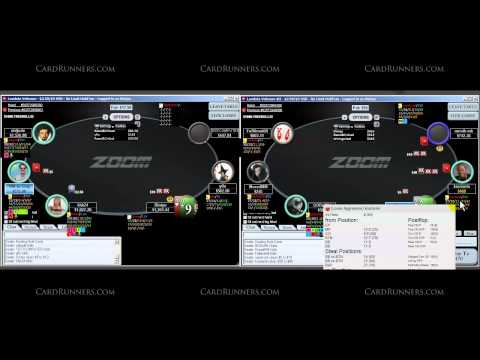 cardrunners - Dintyo plays $500NL Zoom giving his thoughts on play. Part II.