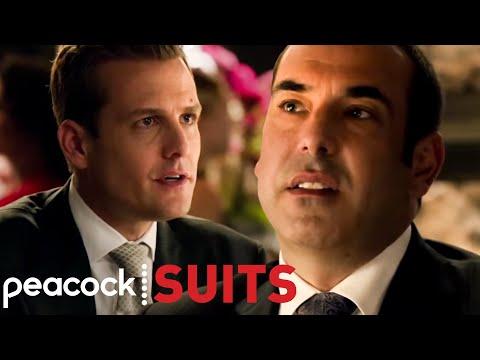 Jessica Sends Harvey To Court Louis' Allegiance   Suits