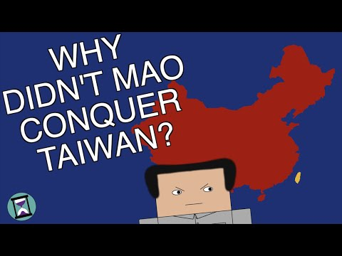 Why didn't Mao Conquer Taiwan? (Short Animated Documentary)