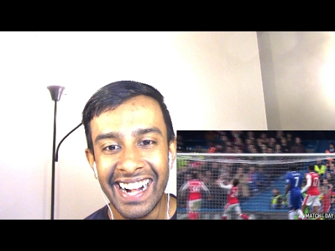 Chelsea vs Arsenal 3-1 - All Goals & Extended Highlights - Premier League 04/02/2017 HD(REACTION)