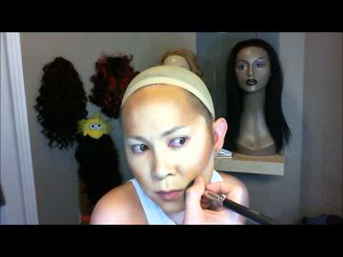 Drag Queen Makeup Time Lapse Fishy Drag